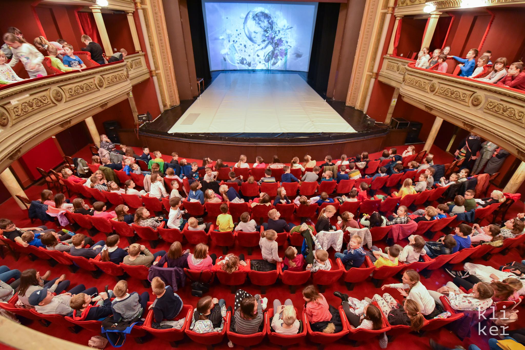 Predstave na Kliker festivalu u Varaždinu vidjelo više od 1000 djece